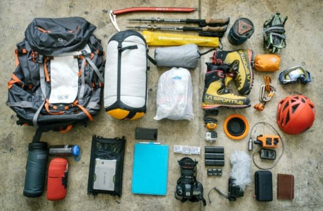 camping gear essential for family camping