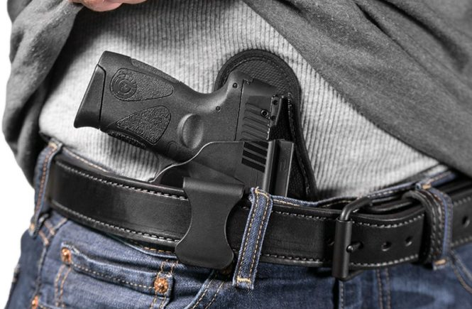 choosing concealed carry holster
