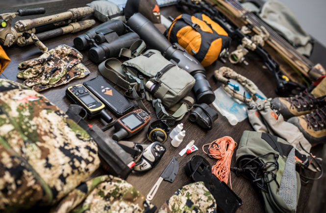 deer hunting gear list